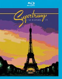 Cover Supertramp - Live In Paris '79 [DVD]